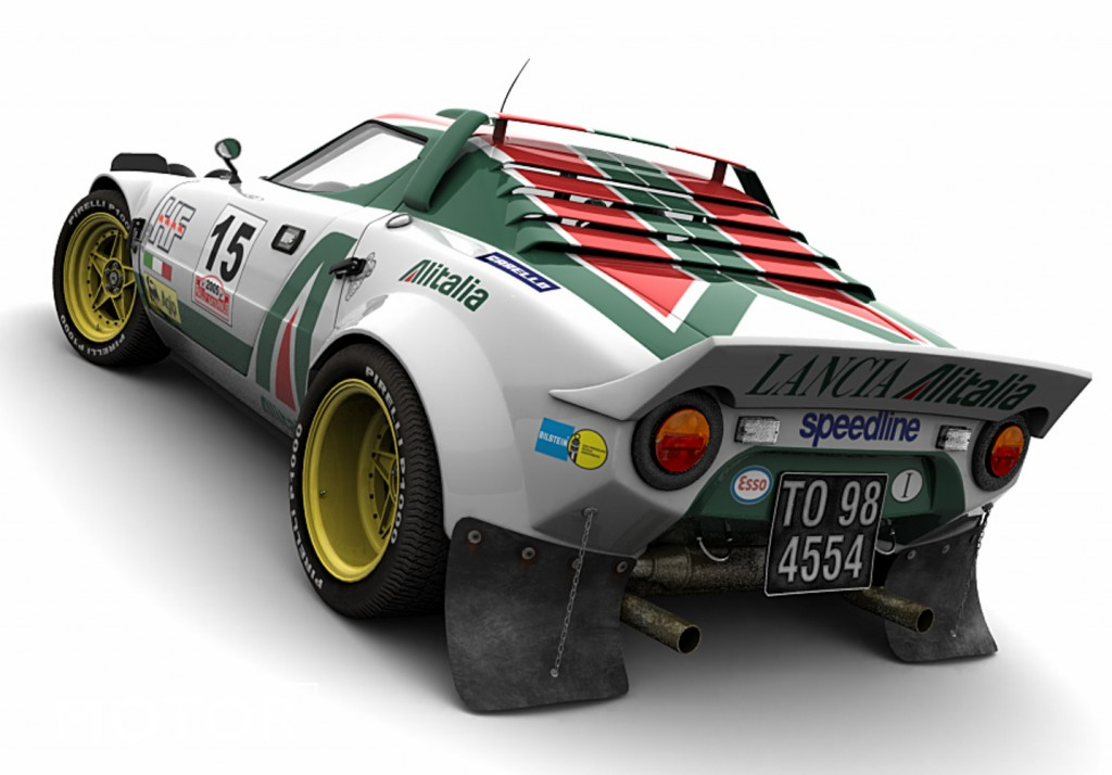 Lancia Stratos rallye on Motor-lifestyle.com