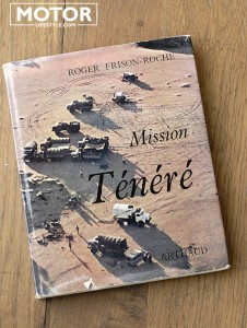 Mission Teneré motor lifestyle