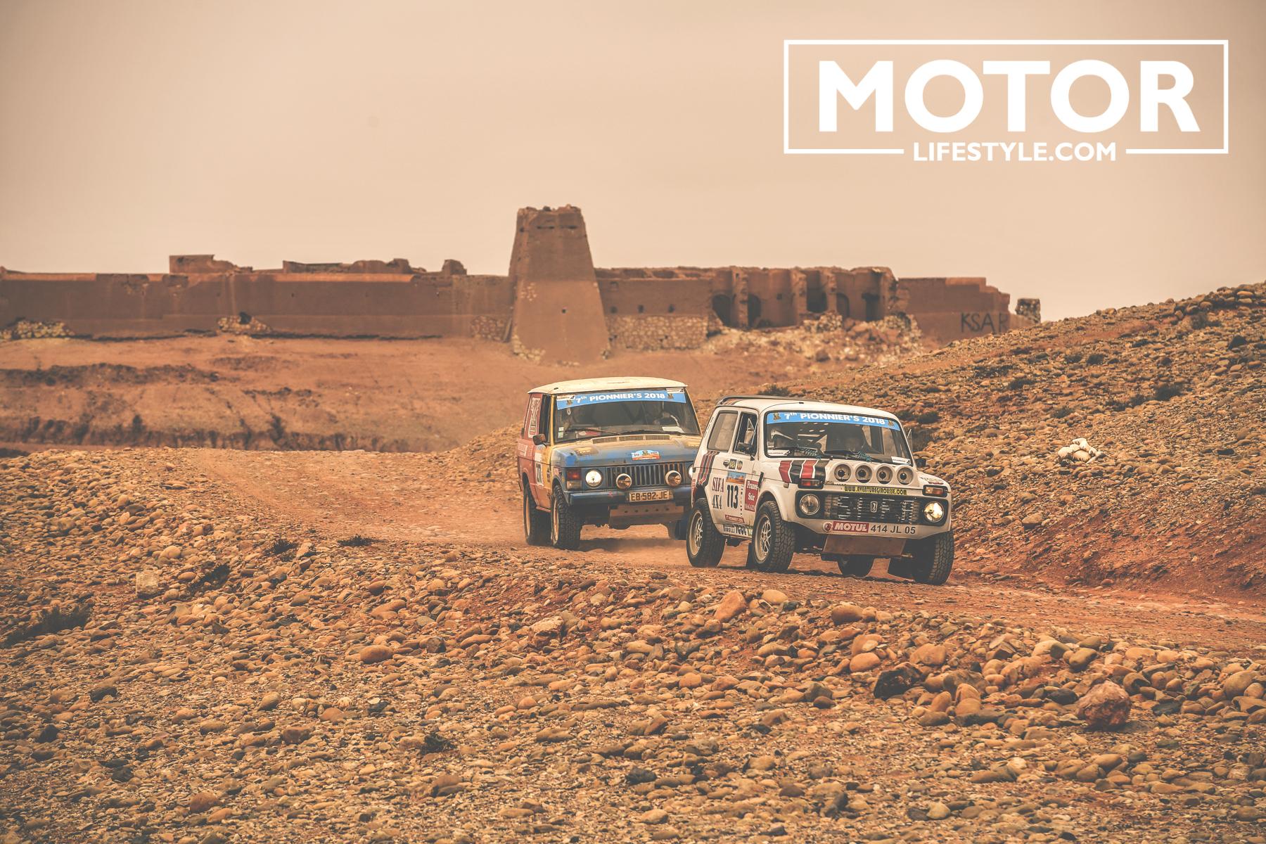 Rallye des Pionniers