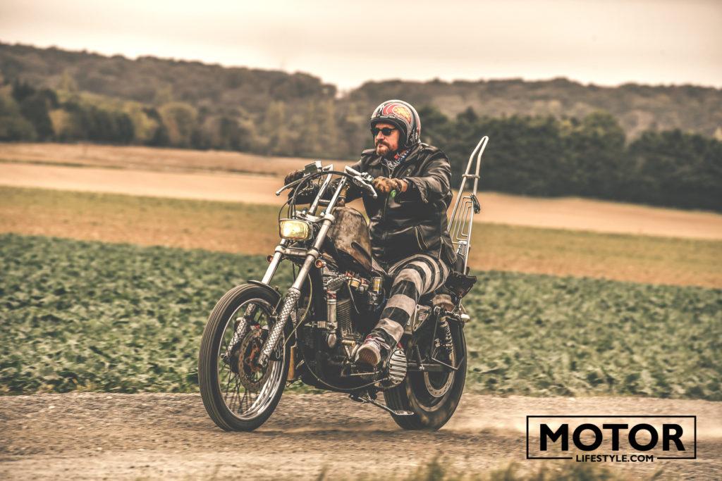 San diego Chopper Harley Davidson