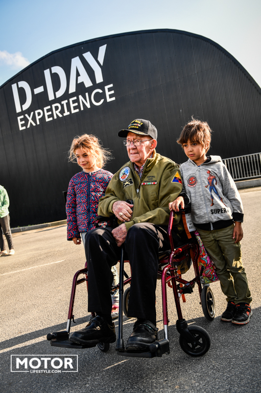 D-Day 75 6 juin 44 Normandie 2019