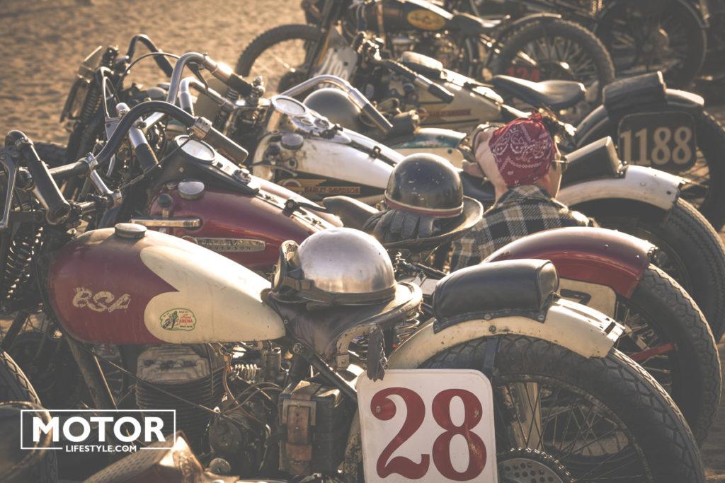Normandy Beach Race Ouistreham plage Bella Riva course auto moto vintage - TROG
