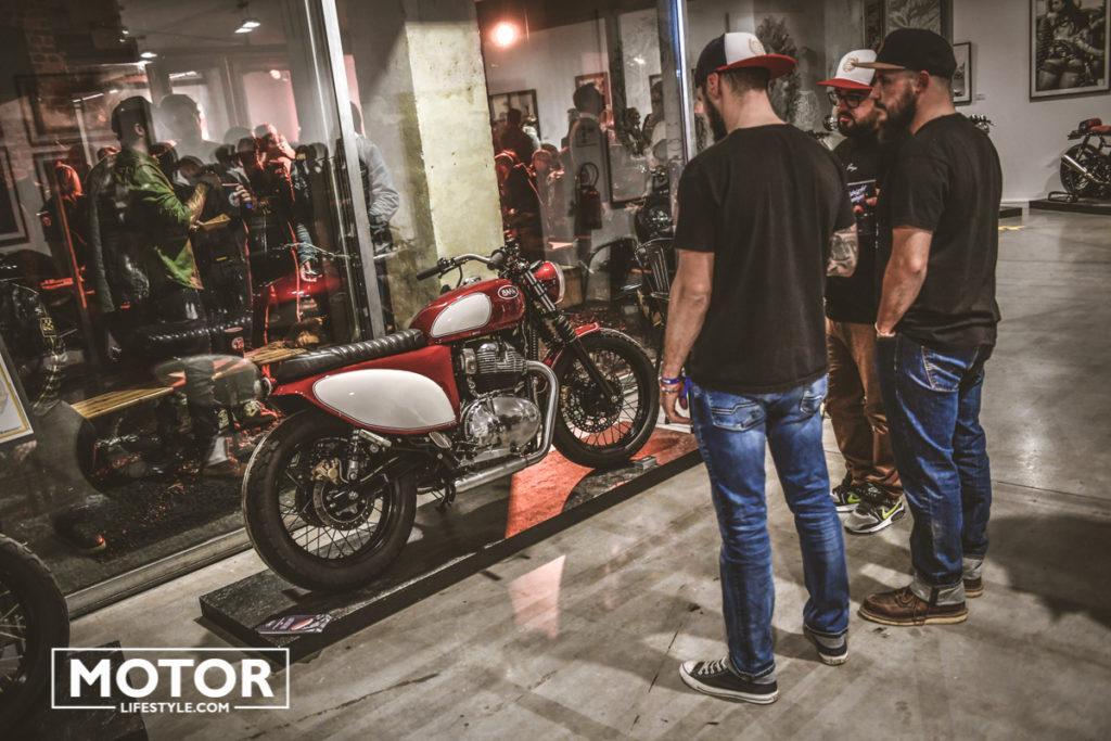 Midnight Garage Festival 4 bike Kustom & Lifestyle Paris bastille 2019