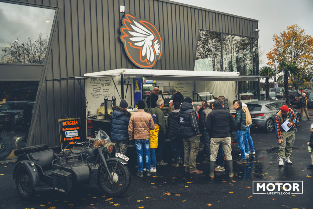 Jeep food truck chez Indiancars