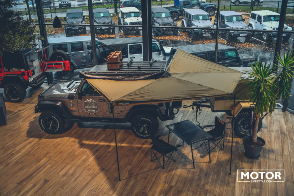 Indiancars Jeep garage 2.0 préparation Jeep