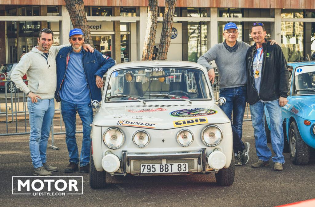 Michel Badosa et Mogens Reidl, derniers vainqueurs sur Renault 8 remettent en jeu leur couronne et il y a plus de 300 prétendants.