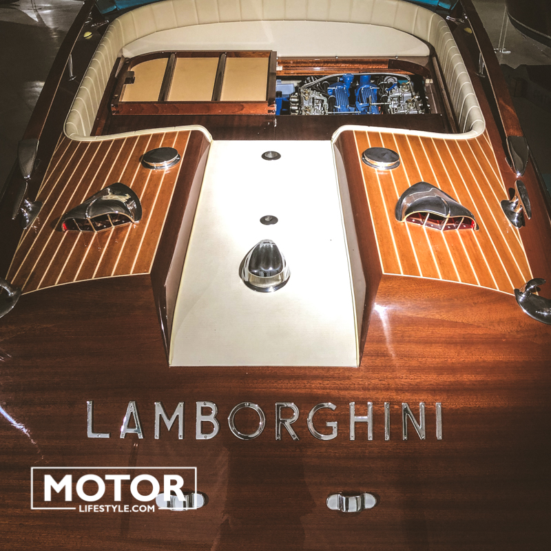 Riva yacht, la légende – Collection Bellini Riva yacht carlo riva collection Riva Bellini Aquarama yacht Lamborghini