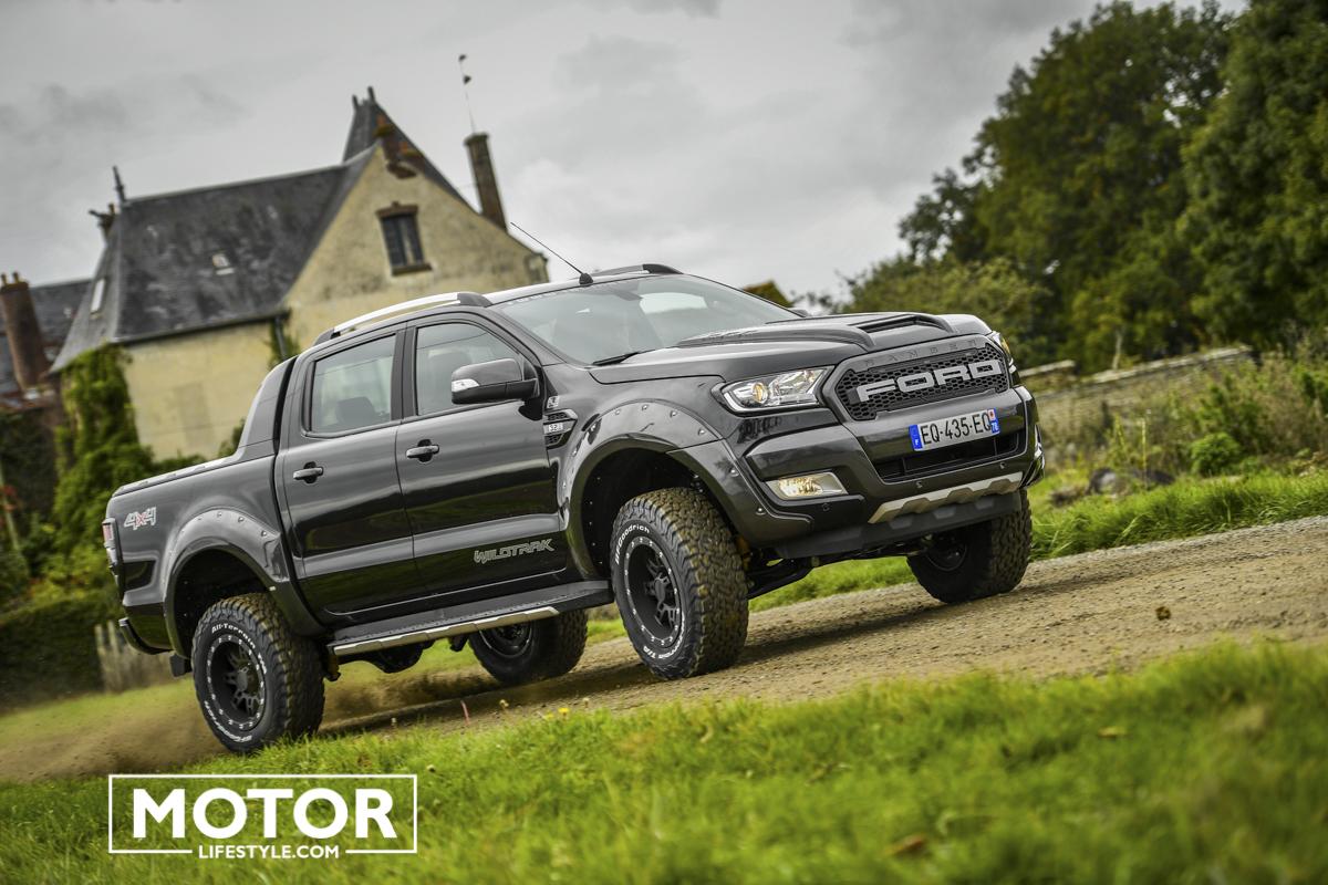 Ford Ranger 4x4 Pick Up préparation 4x4 indiancars