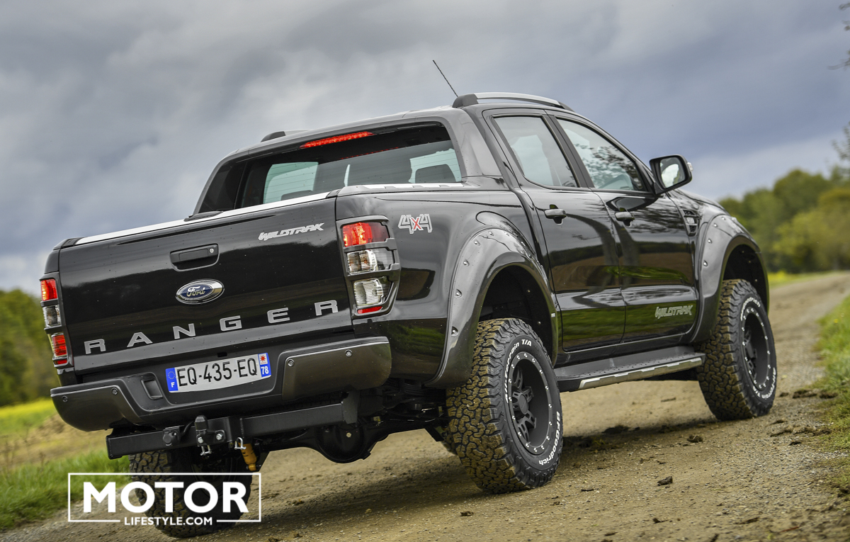 ford ranger 4x4 pick up pr paration 4x4 indiancars. Black Bedroom Furniture Sets. Home Design Ideas