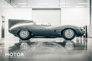Jaguar type D000
