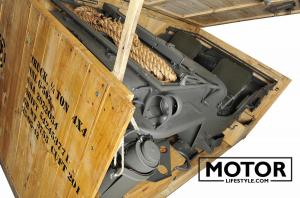 Jeep ww2 in crate008