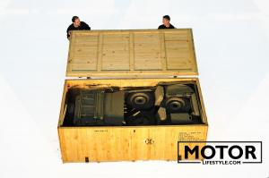 Jeep ww2 in crate014