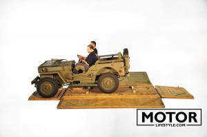 Jeep ww2 in crate022