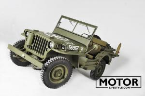 Jeep ww2 in crate023