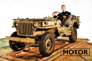 Jeep ww2 in crate035