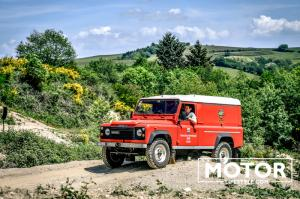 Land Legend 2018 land rover168