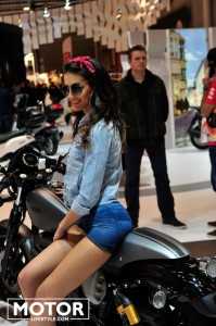 Salon moto Paris motor lifstyle103