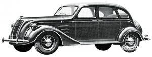1936 Toyota AA-3