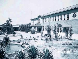 1937 Toyota Motor Company Head office