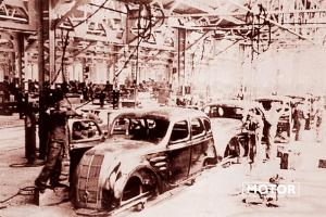 1938 Model AA Production