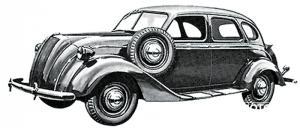 1947 Toyota AC-3