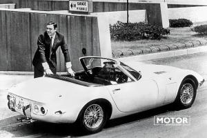 1967 Toy 2000GT James Bond